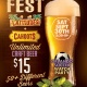 Craftoberfest 2017 Beer Tasting | Church Street Bars