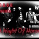 HALLOWEEN Horror show w The D.o.o.D., w Rebirth, and Half Ton Hammer