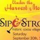 Sip & Stroll Under the Harvest Moon