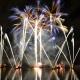New Year's Eve Fireworks on Pensacola Beach