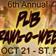 6th Annual Pub CrawlOWeen