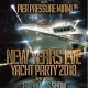 Pier Pressure Miami NYE Yacht Party 2018