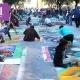 Houston Via Colori Street Painting Festival 2017