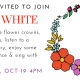 Create a Flower Crown with Snow White