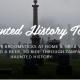 Haunted History Bike Tour