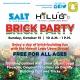 SALT at Our Kaka'ako Brick Party with HILUG