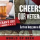 Cheers to Our Veterans!