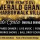 Grande Gala New Year's Eve Celebration