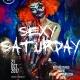 Sexy Clown Saturday