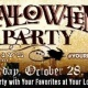 Remedy's Halloween Party