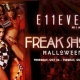 Freak Show Halloween Night ft. Borgore