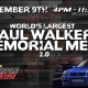 World's Largest Paul Walker Birthday Meet/Tribute/Celebration2.0