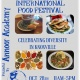 2017 International Food Festival