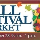 Fall Festival Farmers Market