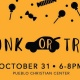 Trunk or Treat at the Christian Center