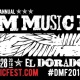 2nd Annual Dam Music Fest | July 27-28, 2018