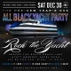 ROCK THE YACHT 2017 THE PRE-NEW YEAR'S EVE MIAMI ALL BLACK YACHT PARTY