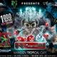 Halloween Hip Hop Masquerade Ball At Mango's Tropical Cafe