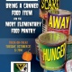 Scare Away Hunger & Mall Wide Trick-or-Treat