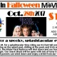 Dive In Halloween Movie Night