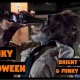 Funky Halloween with Highway Manor