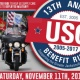 13th Annual USO Benefit Ride