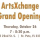 ArtsXchange Grand Opening Celebration