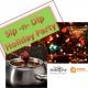 Sip -n- Dip Holiday Party