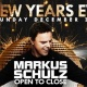 Avalon Presents: NYE 2018 with Markus Schulz Open to Close