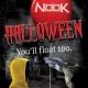 Halloween at The Nook Amphitheatre