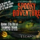 Escapology's Spooky Adventure