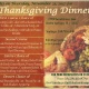Thanksgiving Dinner at Artichoke and Company