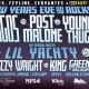 New Year's Eve On The Rocks ft. Migos • Post Malone • Young Thug w/ Lil Yachty • Dizzy Wright • King Green (of Rdgldgrn)