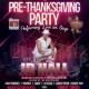 Pre Thanksgiving Day Party
