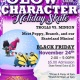 Trolls Vs. Minion Glow Holiday Skate!
