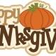 Thanksgiving Trivia!