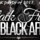 Last event in 2017 All Black Affair on Black Friday Free pass if
