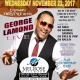 Thanksgiving Eve with George Lamond