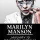 Marilyn Manson at The Van Buren
