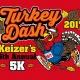 6th Annual Keizer Turkey Dash 5K Run/Walk