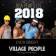 New Year's 2018 Village People Featuring Victor Willis