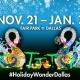 Holiday Wonder at Fair Park, Dallas
