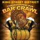 Wild Turkey Thanksgiving Eve King Street Bar Crawl