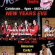 New Years Eve at Memories