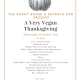 The Angry Baker and Seventh Son Brewing present: A Very Vegan Thanksgiving!