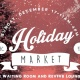 Holiday Market at The Waiting Room and Reverb Lounge
