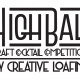 Creative Loafing's HighBall Craft Cocktail Competition 2018