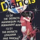 NYE with The Districts / Lithuania / Pine Barons at JB's