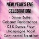 New Year's Eve at The Playhouse
