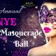 1st annual NYE Masquerade Ball